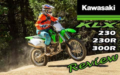 KLX230 Reivew