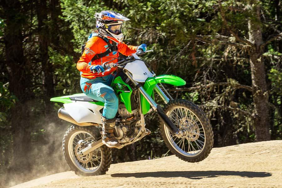 Kawasaki KLX230 fun