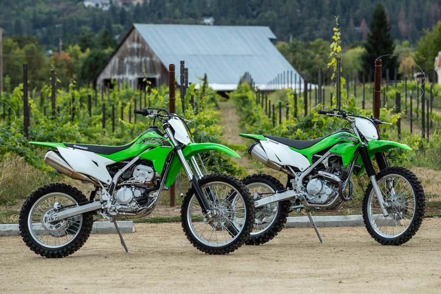 Kawasaki KLX230R 300R