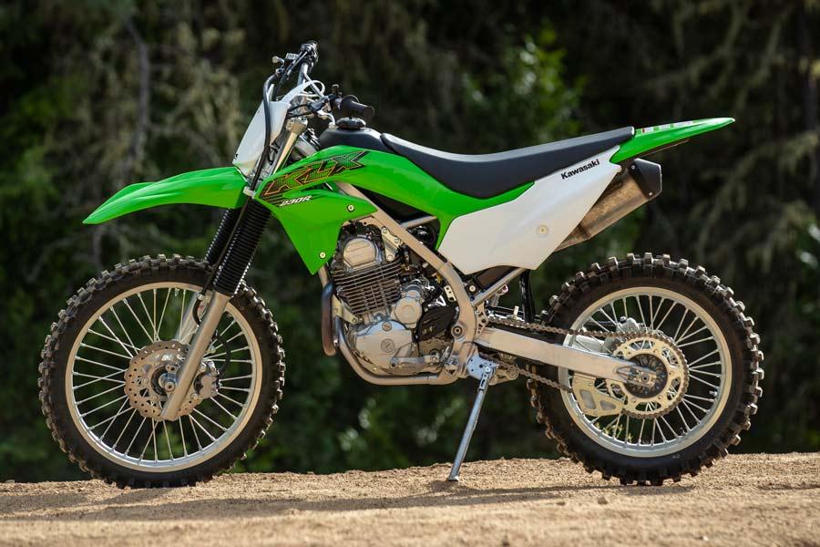 Kawasaki KLX230R Body