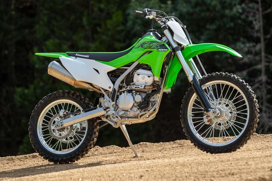 Kawasaki KLX300R Body