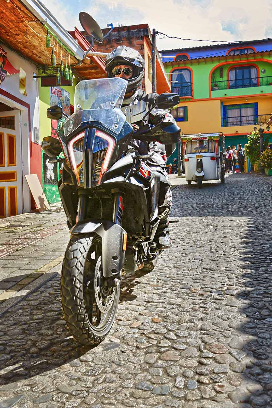 KTM Super Adventure S Review