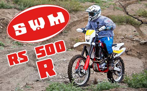 2019 SWM RS 500 R