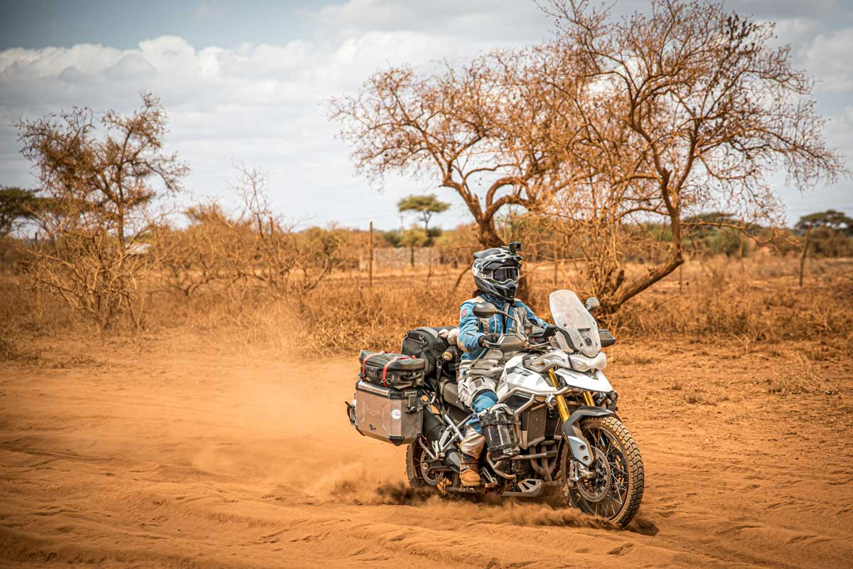 Tiger900RallyPro Long Term Review africa