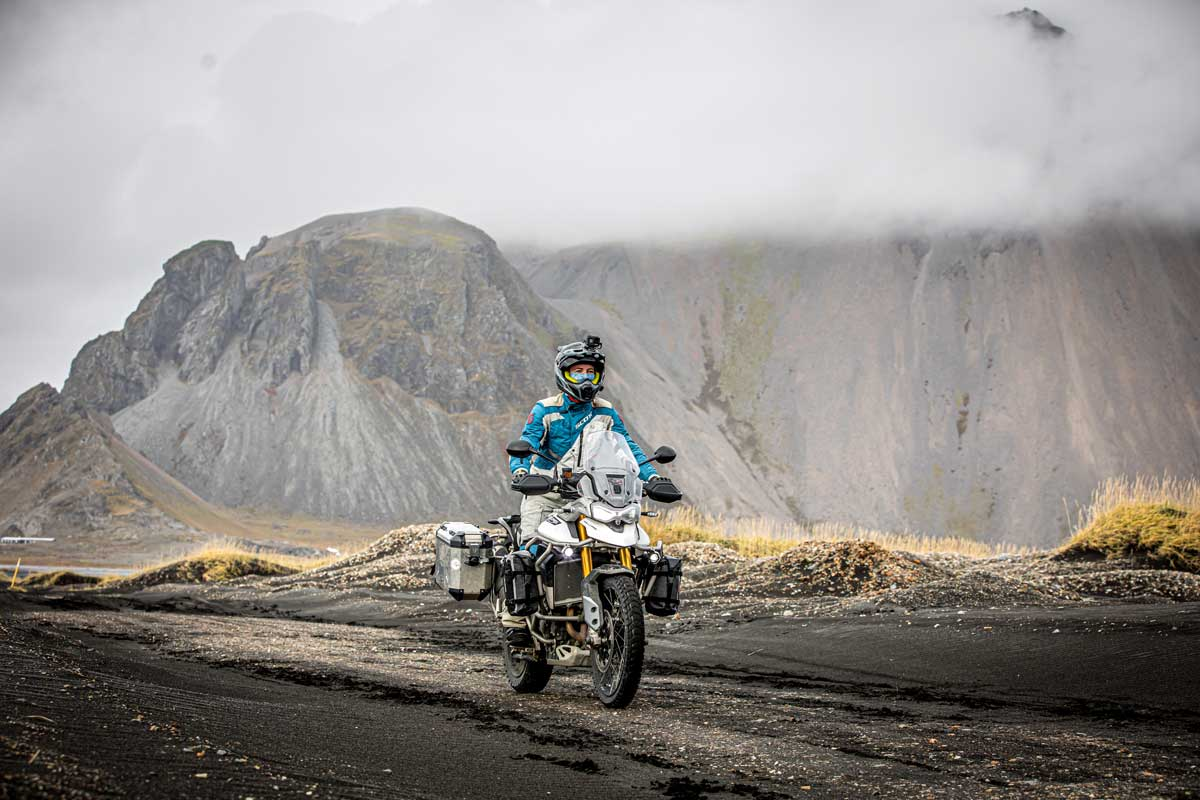Tiger900RallyPro Long Term Review iceland