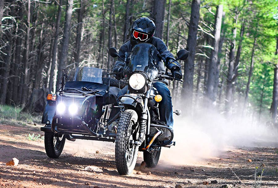 URAL riding 900BODY