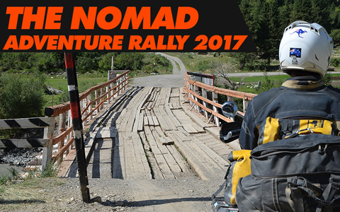 2017 Nomad Adventure Rally for Charity