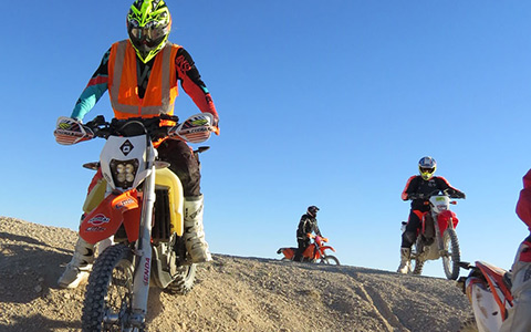 Jimmy Lewis Off-Road Riding School