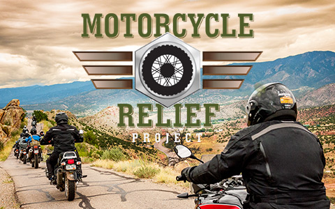 Veterans Riding Toward Recovery - Motorcycle Relief Project