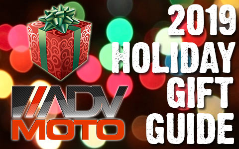 2019 ADVMoto Holiday Gift Guide intro