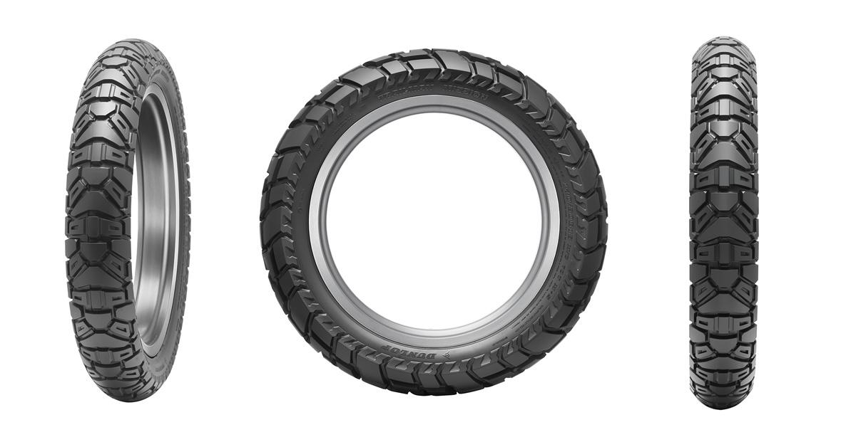 8GreatBits Dunlop Trailmax Mission Front