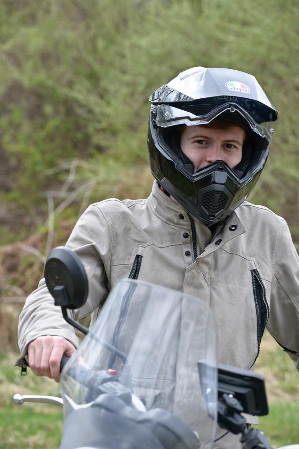 agv ax9 helmet review 2