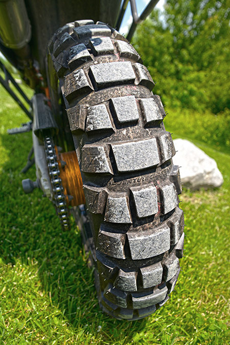Bridgestone AX41 ADventurecross 11 450VERTBODY