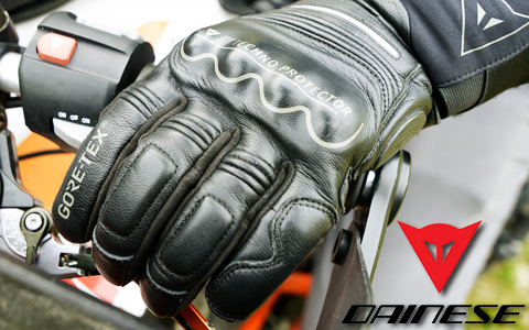 Dainese Universe Gloves Review Intro