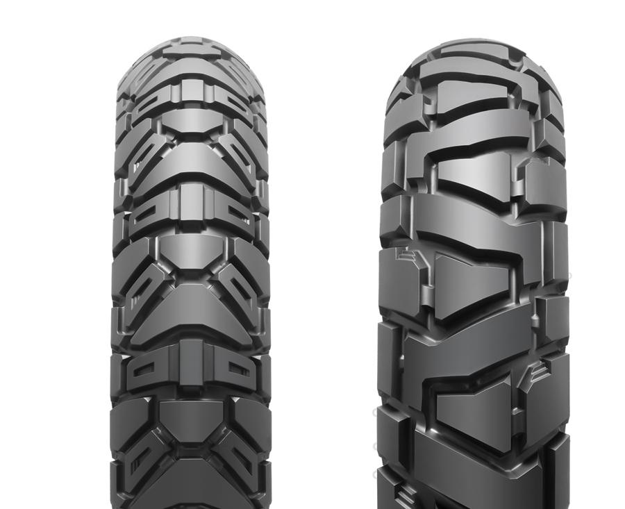 Dunlop Trailmax Mission Tire Review 05