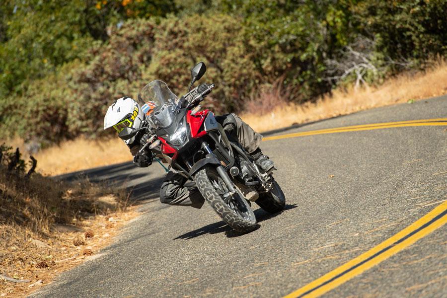 Dunlop Trailmax Mission Tire Review 07
