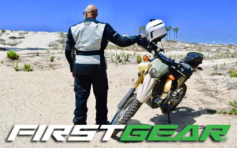 Firstgear Air Mesh Jacket and Pants Intro