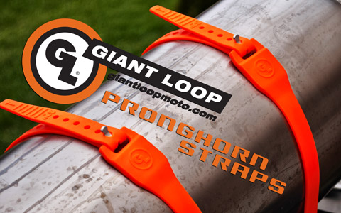 Holdin' It Down with Giant Loop's Pronghorn Straps
