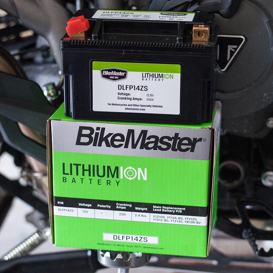 bikemaster dlfp14zs