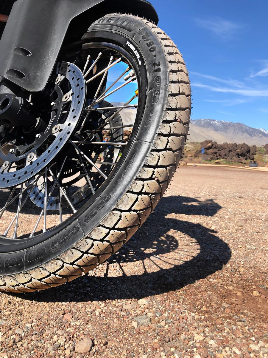 michelin anakee adventure tire review 2