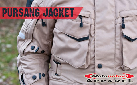 Motonation Pursang Jacket  and Phantom Pants Review intro