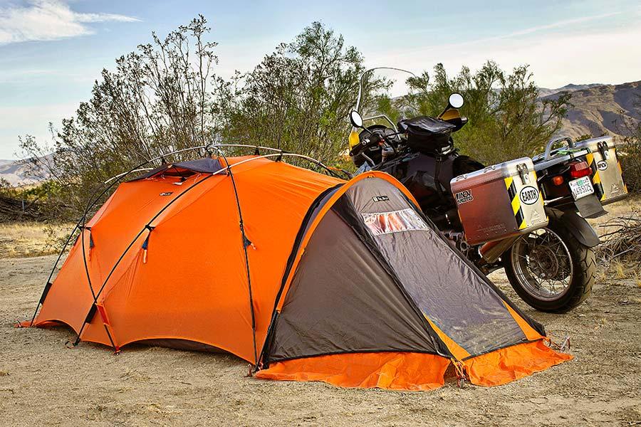 The Nemo Chogri P2 Tent