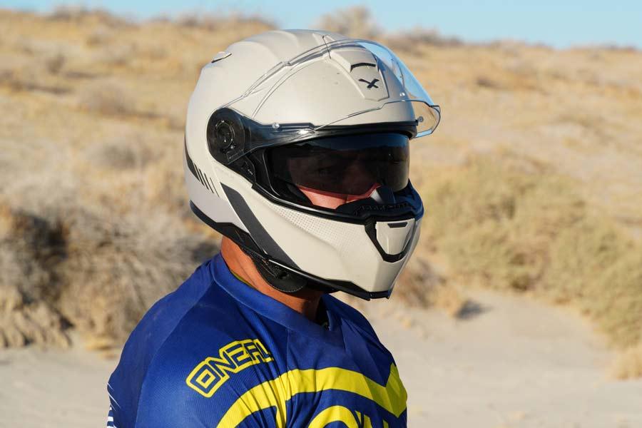 Nexx XVILITUR Helmet Sun visor