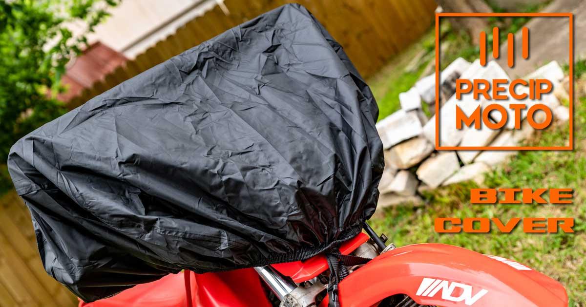 Precip Moto Cover Review FB