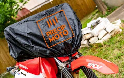 Precip Moto Half Cover Review Intro