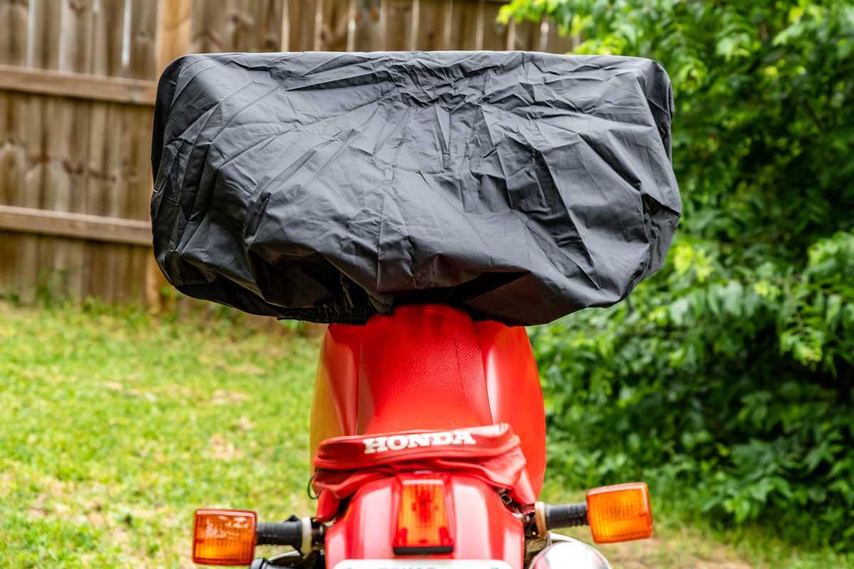 Precip Moto Cover Review back