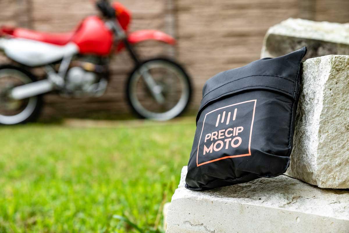 Precip Moto Cover Review end