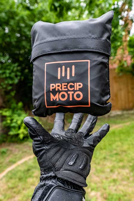 Precip Moto Cover Review packed