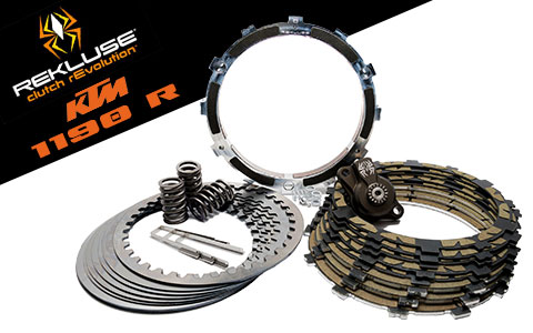 The Rekluse RadiusX for KTM 1190R Review