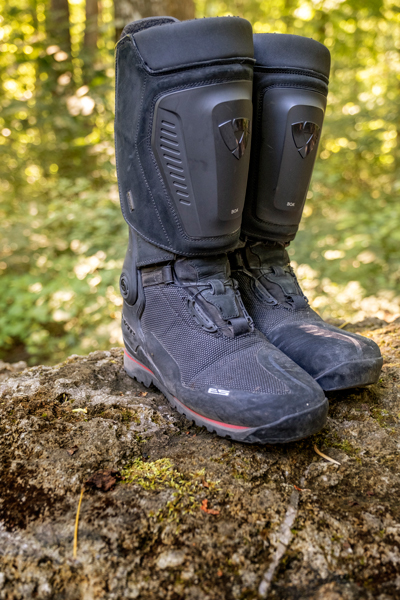 RevIt H2O Boots Review vertical