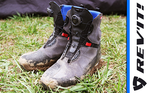 REV'IT! Pioneer OutDry Boots