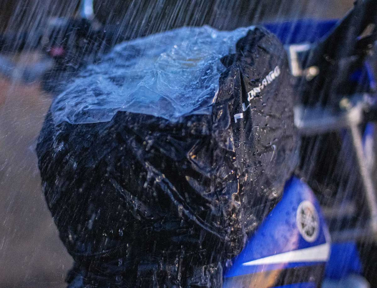 Nelson Rigg CL2014 Tank Bag Rain
