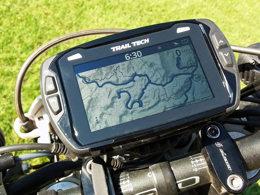 Trail Tech Voyager Pro Review 1