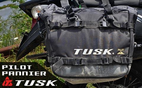 Tusk Pilot Pannier Review