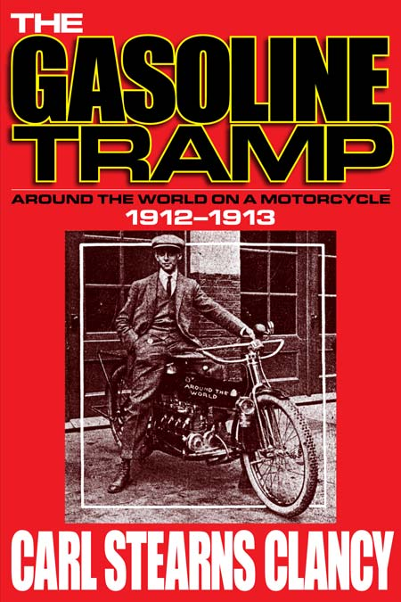 Gasoline Tramp Front Cover 450