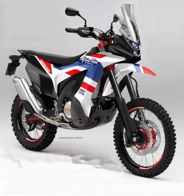 Adventure Motorcycle - 2015 Africa Twin Rumors - Fact or ...