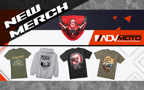Hot New ADVMoto Swag Available Now!