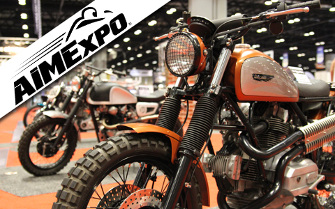 ADVMoto Coverage of the 2016 AIMExpo: Day 2 and 3