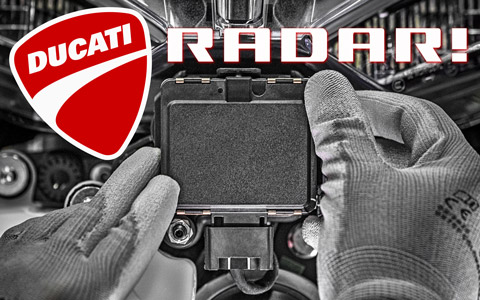 Ducati Fires Up Production of V4 Multistrada with Radar Tech