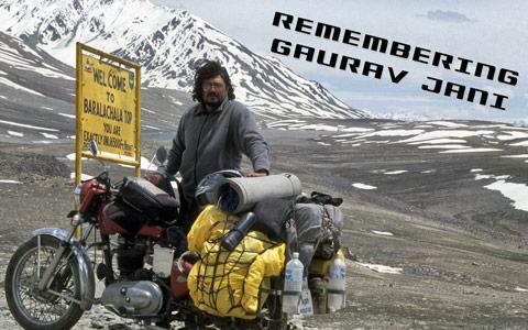 Gaurav Jani – Adventure Film Maker Passes