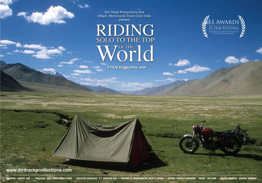 Gaurav Jani Riding Solo Baralachala