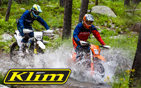 KLIM Announces Dakar and Mojave Off-Road Gear Collections