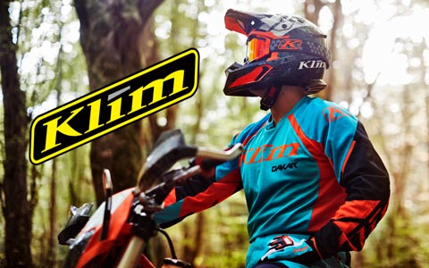 Fresh Fall Colors Come to Klim's Off Road Lineup