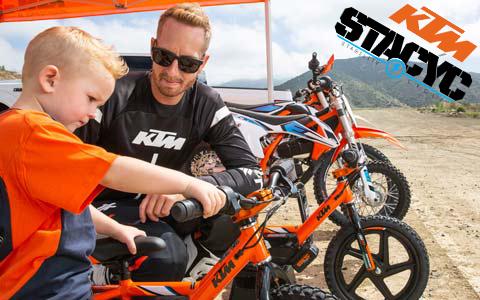 KTM STACYC eBalance Bike Intro