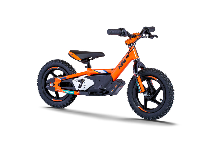 2020 KTM Factory Replica STACYC 12 Front45