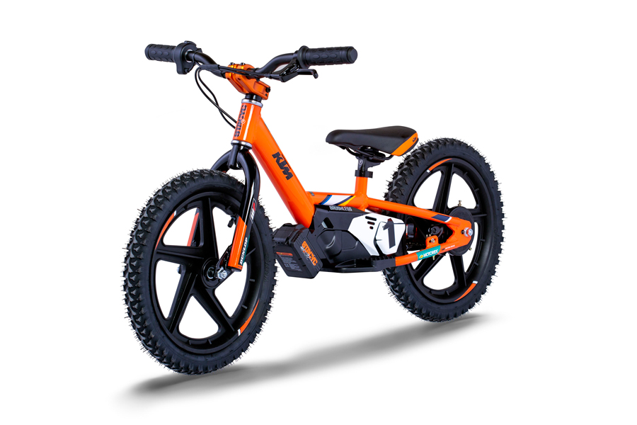 2020 KTM Factory Replica STACYC 16 Front45